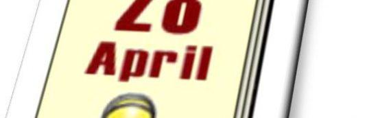 Sporočila ZSSS ob 28. aprilu, svetovnem dnevu varnosti in zdravja pri delu