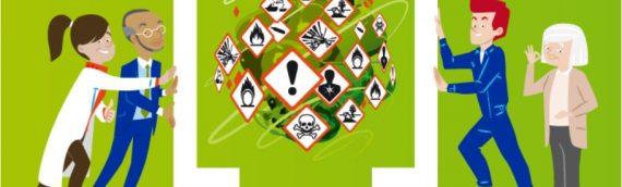 Kampanja EU OSHA 2018–2019: Varno ravnajmo z nevarnimi kemičnimi snovmi za zdrava delovna mesta